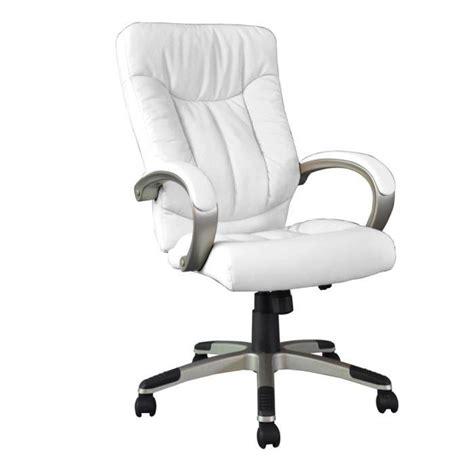 fauteuil de bureau confort manager fauteuil de bureau blanc grand confort achat