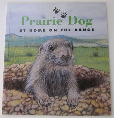 Prairie Dog: At Home on The Range by Sarah Toast Children ...