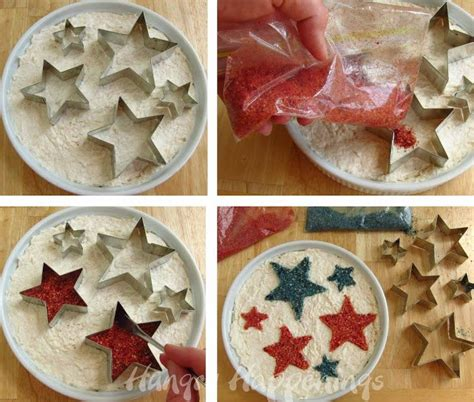 4th of july appetizers americana patriotic appetizer snack dip for fourth of july party