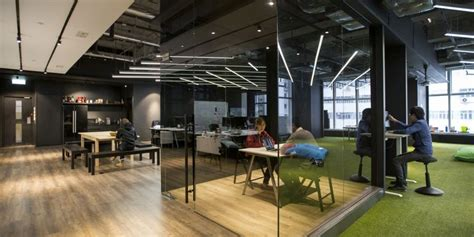 creative office space layout modern office design archives freshome Creative Office Space Layout
