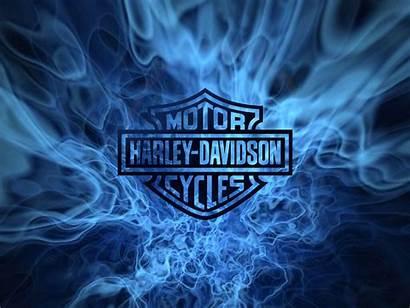 Davidson Harley Screen Flames Dal Italia Sfondi