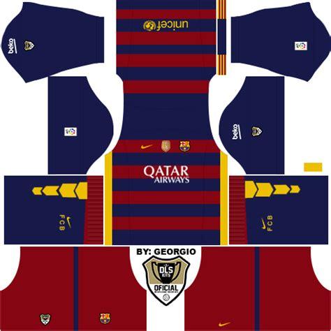2017-2018 Barcelona Kits and Logo - DLS 18/17 - FTS – dlsftskit.com...