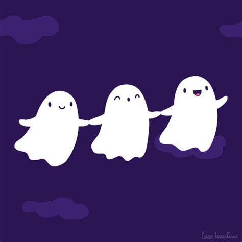 Halloween Ghost Wallpaper