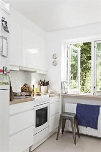 Table Cuisine Moderne : petite cuisine moderne quels meubles de cuisine ouverte ~ Teatrodelosmanantiales.com Idées de Décoration