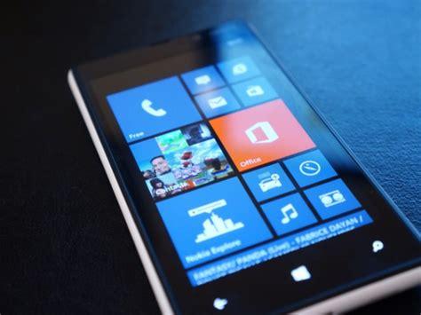 point to scan et tilt to talk sur les windows phone
