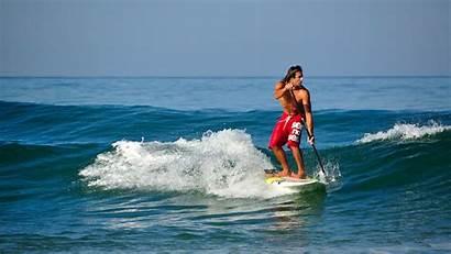 Paddle Stand Surfing Tweet