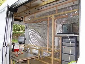 Aménager Son Camion : comment amenager un fourgon en camping car ~ Melissatoandfro.com Idées de Décoration