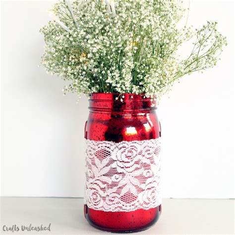 centerpiece diy 5 minute mason jars consumer crafts