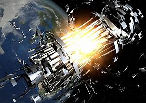 Space Junk is a Problem. Is a Laser Cannon the Solution ...