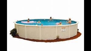 Swimmingpool Zum Aufstellen : aufstellbecken rundpool freistehend montieren rundbecken ~ Watch28wear.com Haus und Dekorationen