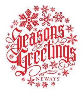 keele seasons greetings