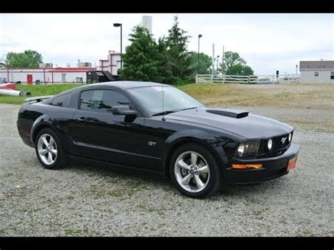 Ford Mustangs For Sale In Ohio by 2008 Ford Mustang Gt Premium Coupe For Sale Dayton Troy