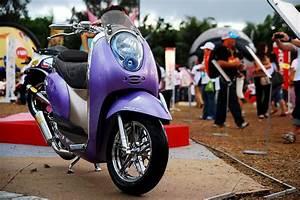 Doctor Matic Klinik Spesialis Motor Matic  Honda Scoopy