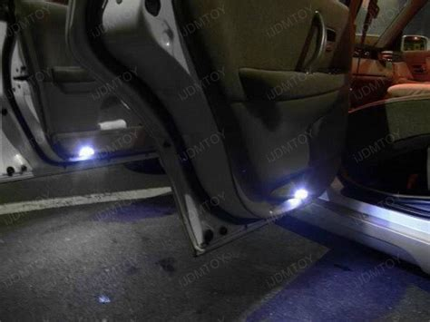 car door lights pimp you ride with led side door lights ijdmtoy for