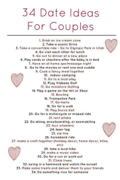 We have lotsof birthday date ideas for him for you to choose. 25+ unique Couple activities ideas on Pinterest | Fun ...