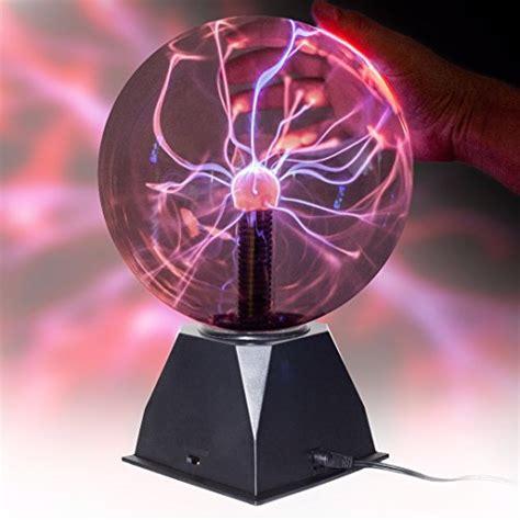 sensorymoon true  plasma ball lamp large electric