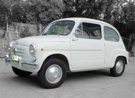 Fiat 600d by Fiat 600d Usata 79 Fiat 600d In Vendita Autouncle