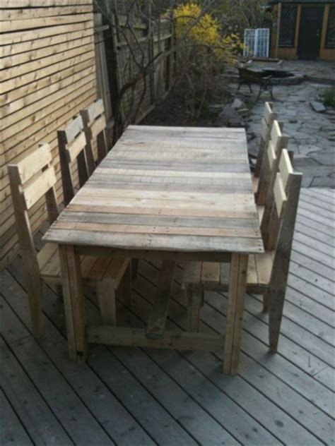 diy plans decorating  food area  pallet dining