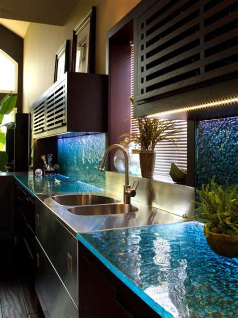 popular glass countertop types cgd glass countertops