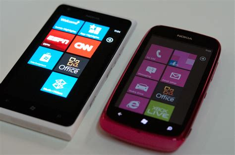 physical impressions of the nokia lumia 610 900 and nokia 808 pureview