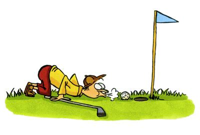 Image result for golf pictures cartoons
