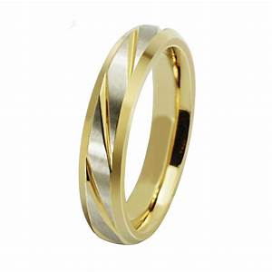 rings for couples gift titanium wedding bands matching With gold wedding rings for him and her