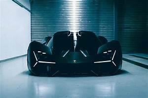 Lamborghini Terzo Millennio concept revealed Autocar