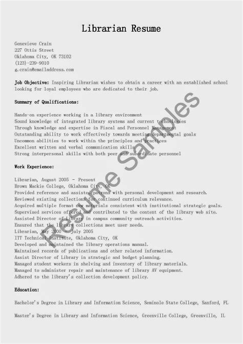 Librarian Resume Sle by Resume Writing Services Allen Tx Library Customer Feedback