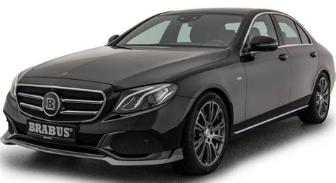 Brabus Mercedes E klase | AutoSnova.com