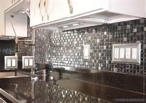 how to install glass tile kitchen backsplash black galaxy white cabinet backsplash idea backsplash