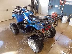 2008 China 4 Wheeler