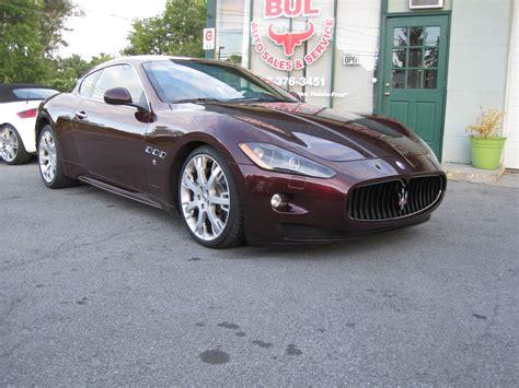 2009 Maserati Granturismo S Gts Super Rare,f430 Engine And