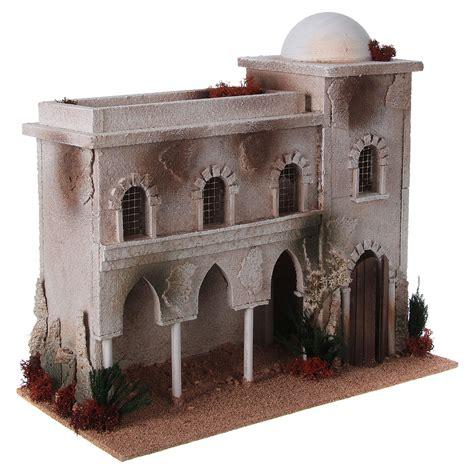casa a cupola casa araba con cupola e archi presepe vendita su