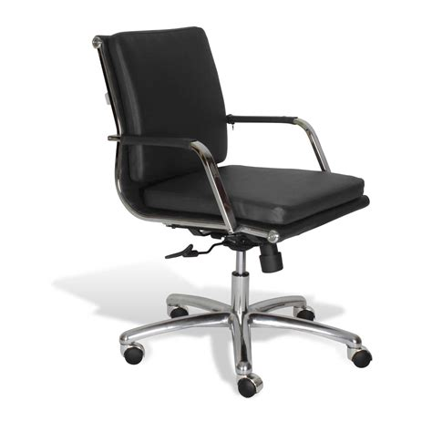 low back desk chair soft padded low back desk chair in office chairs