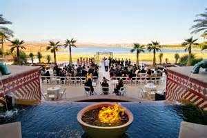 las vegas outdoor weddings westin lake las vegas venue henderson nv weddingwire