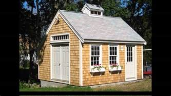 shed plans 12x12 youtube