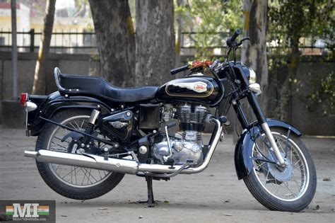 Review Royal Enfield Bullet 350 by Bullet Image Impremedia Net
