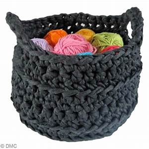 Corbeille Au Crochet : tuto zpagetti hoooked corbeille au crochet id es conseils et tuto crochet et tricot ~ Preciouscoupons.com Idées de Décoration