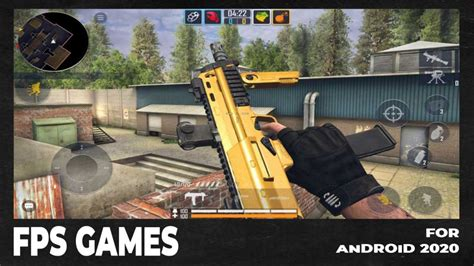 Apk mod info name of game: Top 5 Best Fps Android Games 2020 | Games Like - Fire Strike Online,