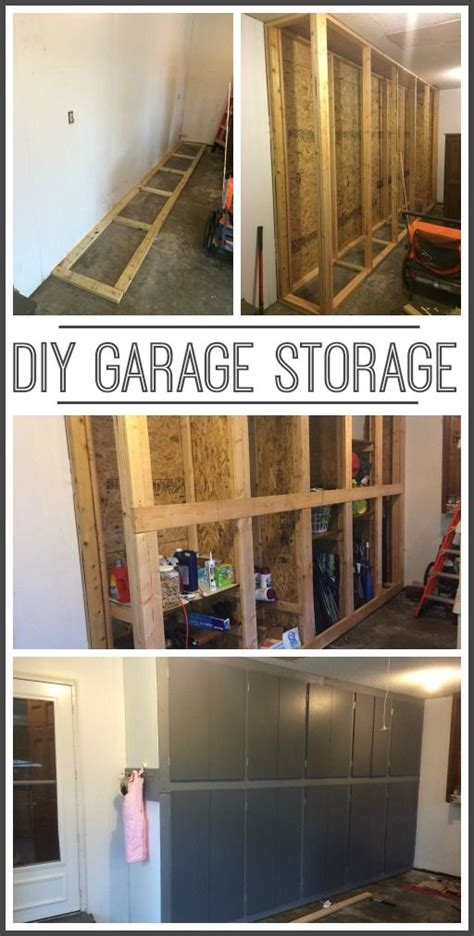 diy garage storage ideas    reinvent
