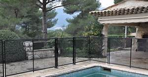 barriere piscine beethoven rigide distripool With barriere de securite piscine beethoven