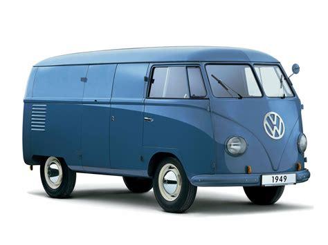 Volkswagen Type 2 Van (t1) '1950–52