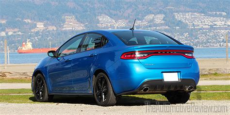 Dodge Dart Sxt Review by 2016 Dodge Dart Sxt Review The Automotive Review