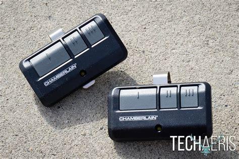 use phone as garage door opener chamberlain wi fi garage door opener review operate and