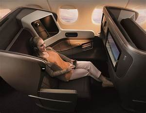 Singapore Airlines New A380 First Class Suites Business