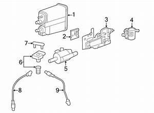 Chevrolet Silverado 2500 Hd Vapor Canister Vent Solenoid