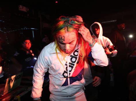 men tied  threats  brooklyn based rapper detained