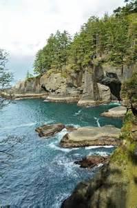 Cape Flattery Washington State Olympic National Park