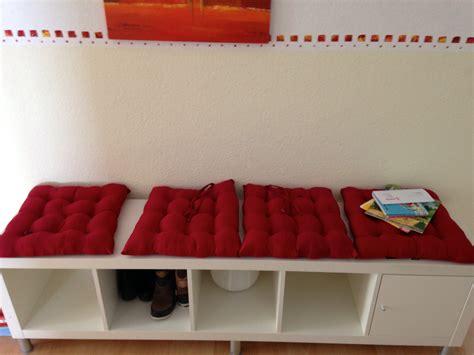 Sitzbank Flur Auflage by Der Ultimative Ikea Hack Wie Du Aus Einem Regal Eine