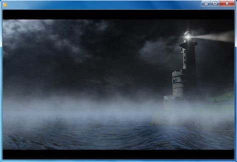 lighthouse powerpoint template  video animation